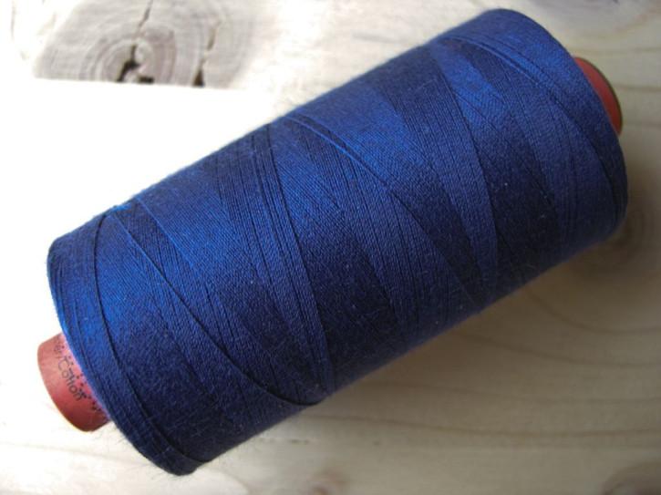 1 Spule AMANN rasant Nähgarn in rojal-blau Fb0016