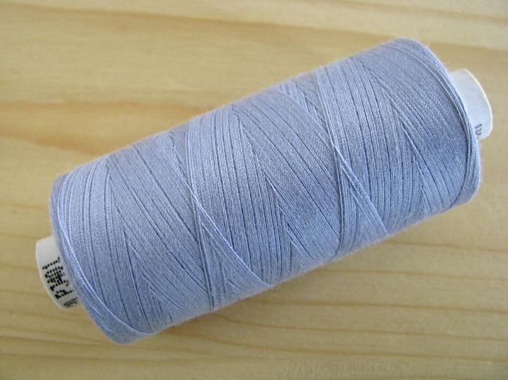 1 Spule Nähgarn in azur-blau Fb1466
