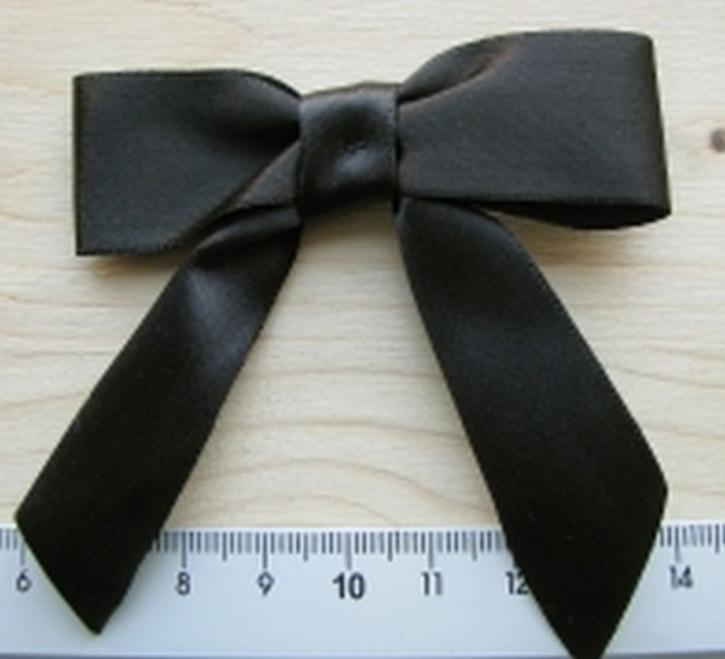 2 Stk. Mega-Schleifchen in schwarz Fb4000