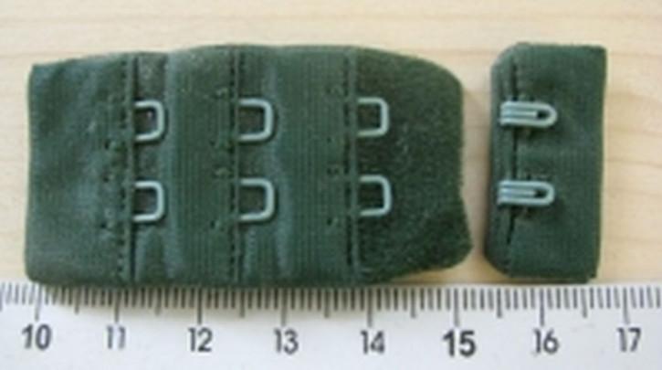 BH-Verschluss - blau-grün