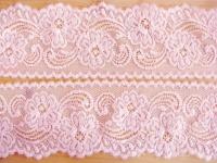 2m elastische Spitze in rosa Fb0082
