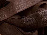 6m Falzgummi in negro-braun Fb0395