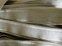 5m Träger-Gummi in helles schilf-grün