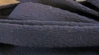 1m Bügelband in blau-grau Fb0314
