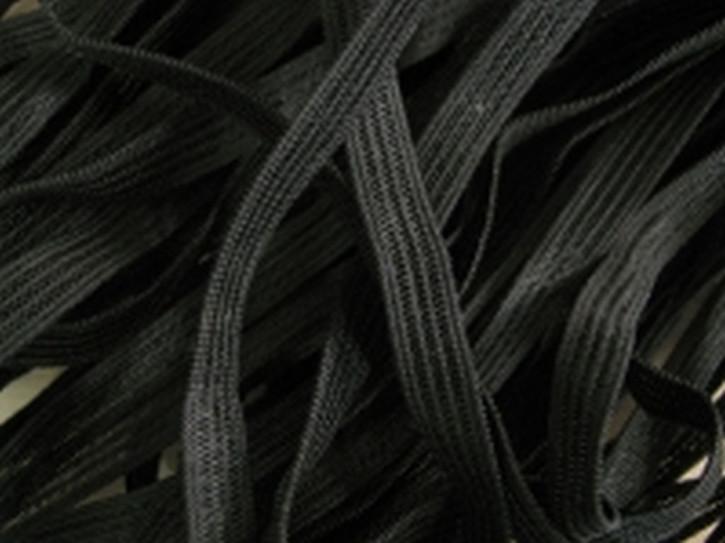 10m Dekolleté-Gummi in schwarz Fb4000