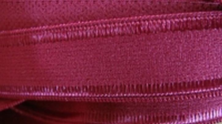 5m Träger-Gummi in himbeer-rot Fb0869