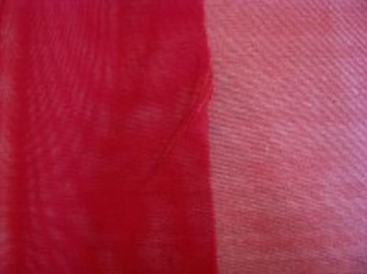 1 Stk. Mittelteil unelastisch kirsch-rot Fb0504