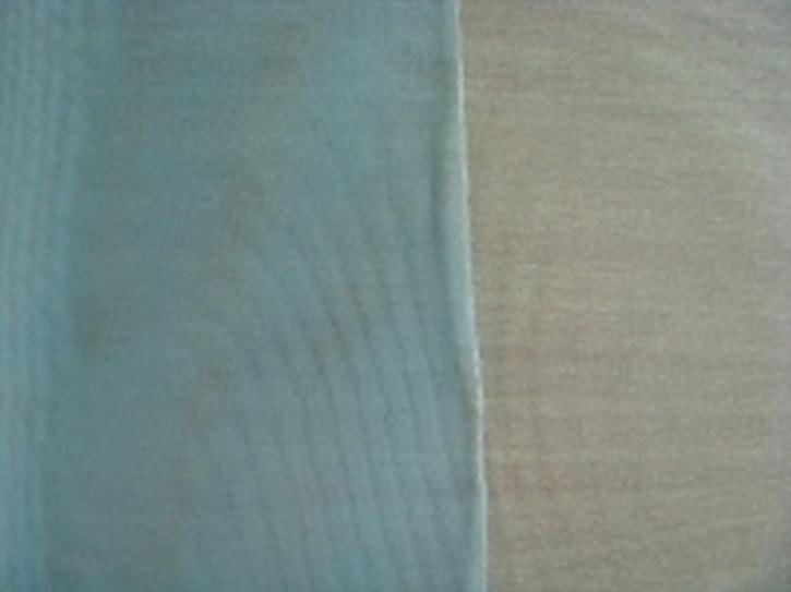 1 Stk. Mittelteil unelastisch brillant-blau Fb0272