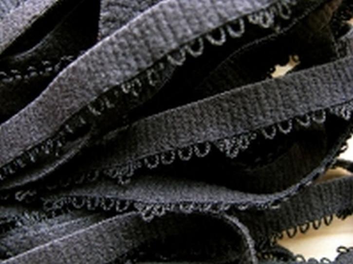 6m Unterbrustgummi schwarz Fb4000