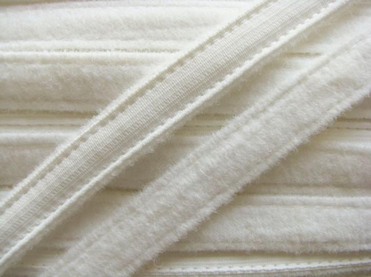 1m Bügelband in zartem off-white Fb1451