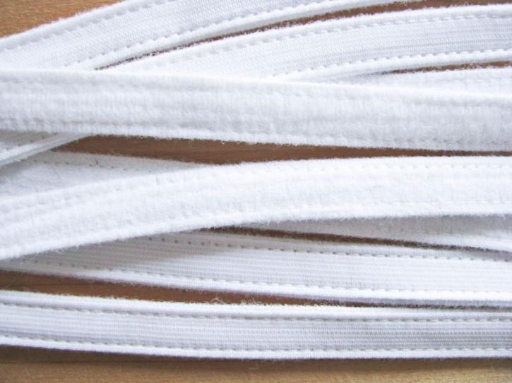 1m Bügelband in off-white Fb2001, beinahe rein-weiß