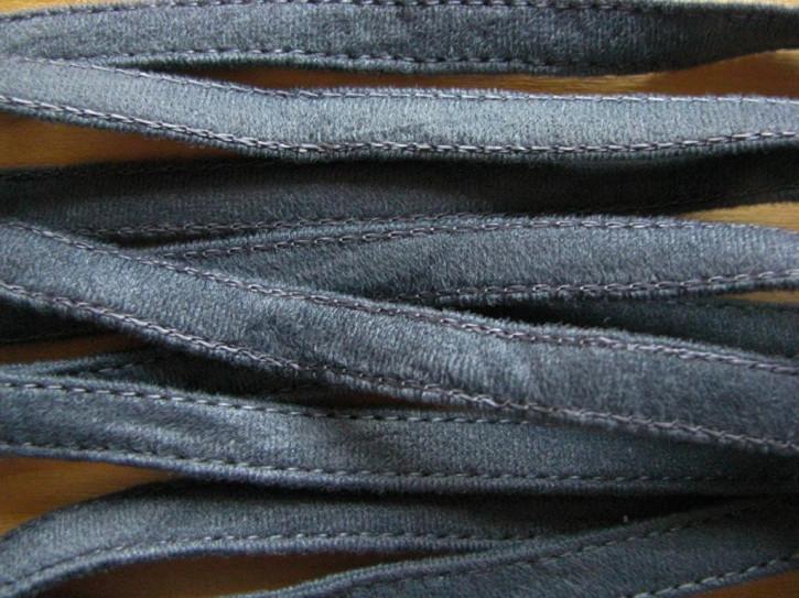 1m Bügelband in stahl-grau Fb0878