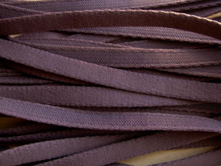 1m Bügelband in aubergine/pflaume Fb0160