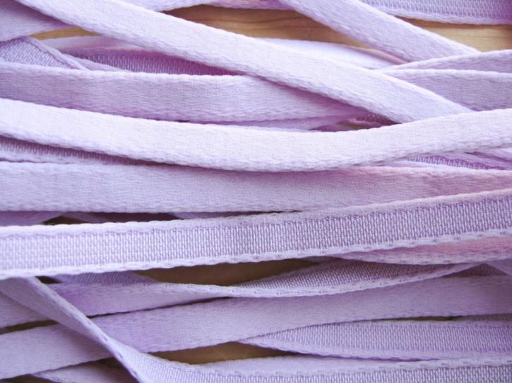 1m Bügelband in hellem milka/flieder Fb0009
