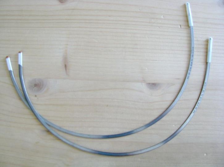 1 Paar Komfort-Bügel mit einseitiger Federung - 125B