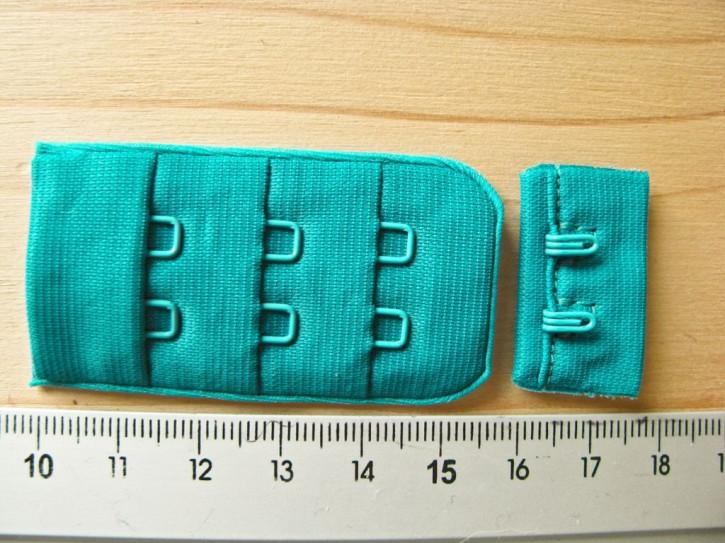BH-Verschluss - petrol Fb0483
