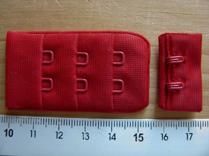 BH-Verschluss - in kirsch-rot Fb0504