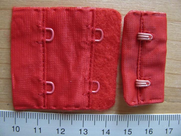 BH-Verschluss - in hot-rot Fb0503