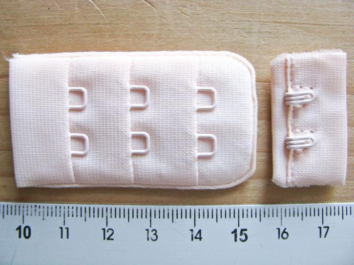 BH-Verschluss - in zarter pfirsichblüte Fb0081