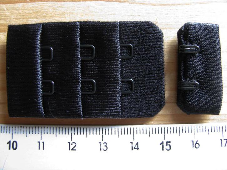 BH-Verschluss - schwarz Fb2000