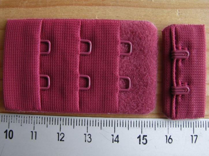 BH-Verschluss - dunkles berry Fb0869