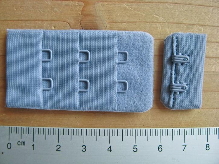 BH-Verschluss - in puder-blau/avio Fb1464