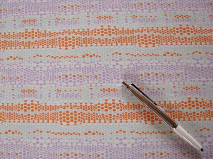 Bi-elastischer Jersey in zartem Design
