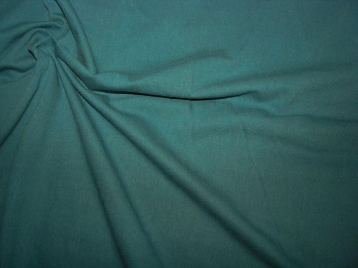Fein-Jersey in blau-grün/d.cyanin Fb1472