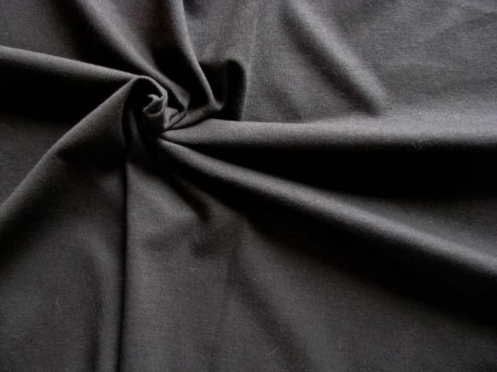 1m Viskose-Jersey in schwarz Fb4000
