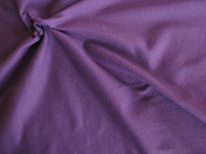 Fein-Jersey in veilchen-lila/violett Fb0046