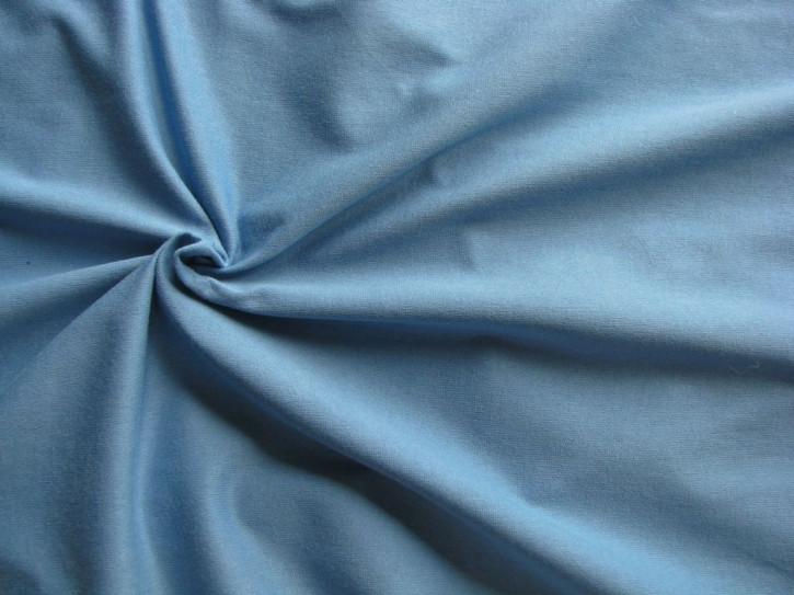 1m Fein-Jersey in puder-blau/avio Fb1464