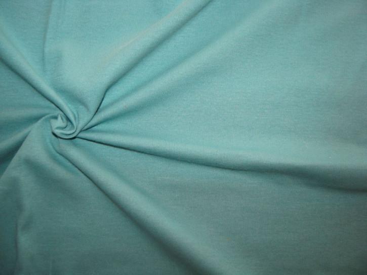 1m Fein-Jersey in kobalt-türkis Fb0722
