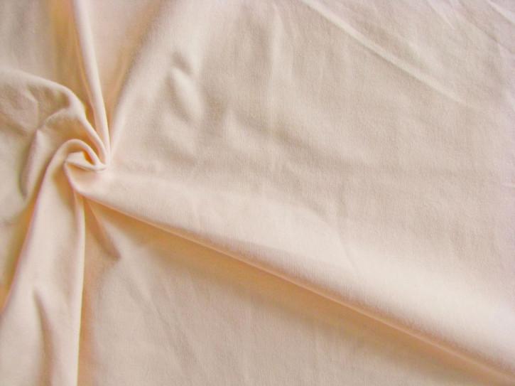 1m Elastic-Jersey in einem Hauch von melba Fb3518