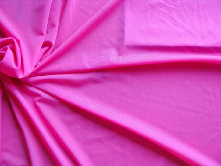Bi-elastische Charmeuse in lip-stick/pink Fb1417
