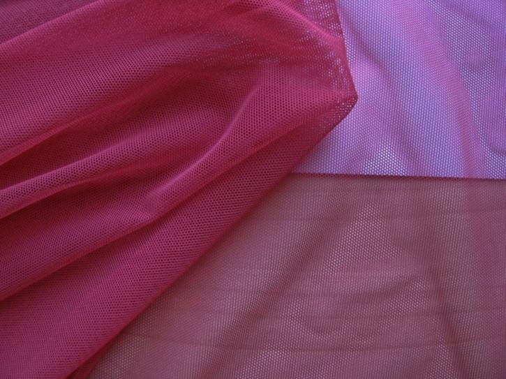 1m bi-elastischer Wäschetüll in fuchsie Fb1422