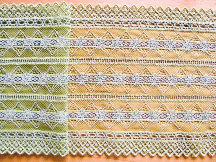 """1m elastische Spitze """"Laces of Prongs II"""""""
