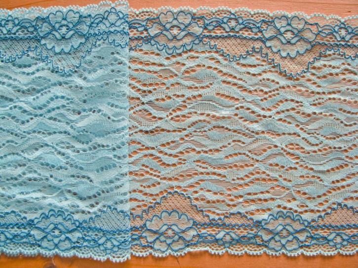 """1m elastische Spitze """"Waves of ocean"""""""