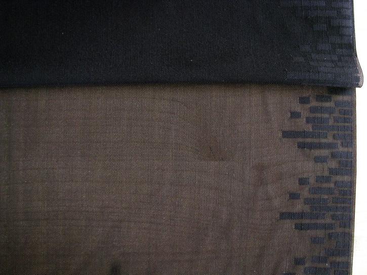 1m elastische -Spitze- in schwarz Fb4000