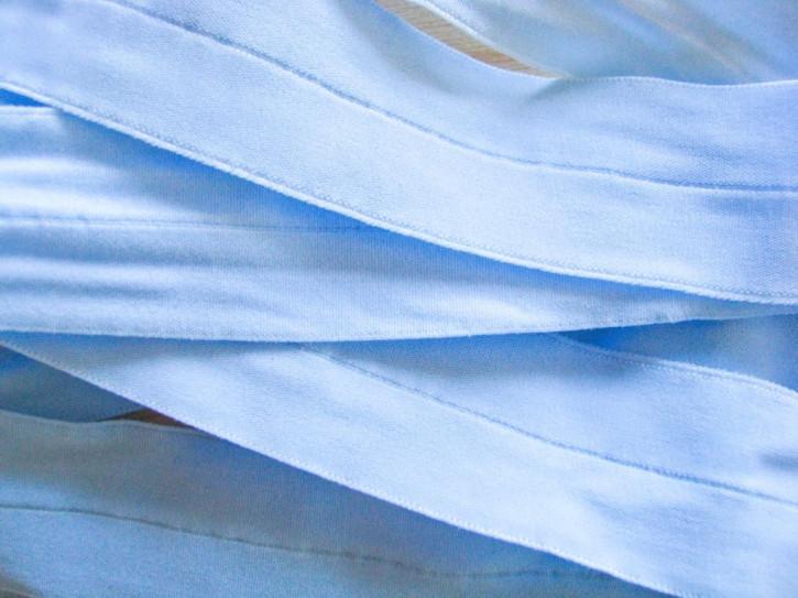 6m Falzgummi/Faltgummi in hell-blau/baby-blau Fb0818