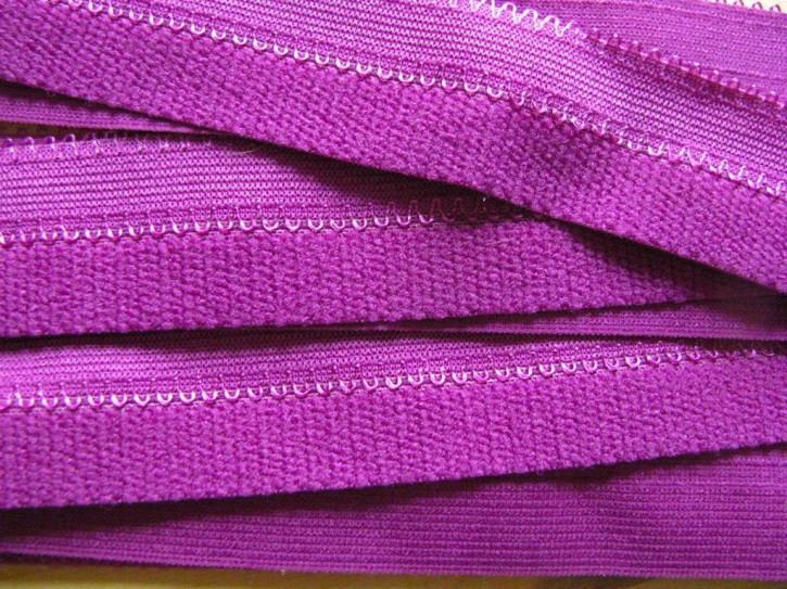 6m Schmuck-Falzgummi in purple/magenta Fb1059 - 25mm