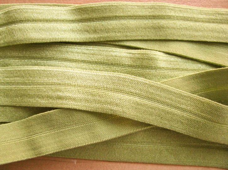 6m Falzgummi in kiwi-grün Fb1146