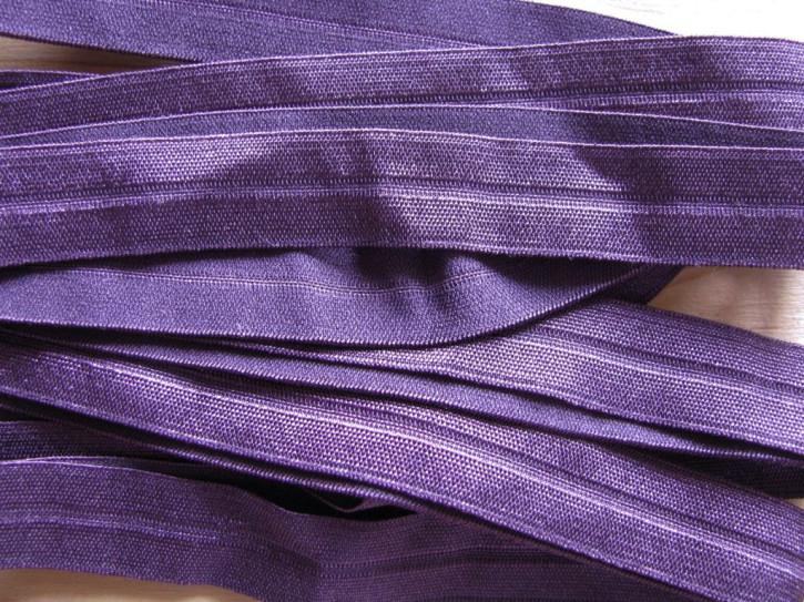 6m Falzgummi in d.violett/hollunder Fb0578