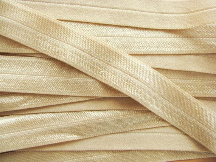 6m Falzgummi in wüsten-beige Fb0265