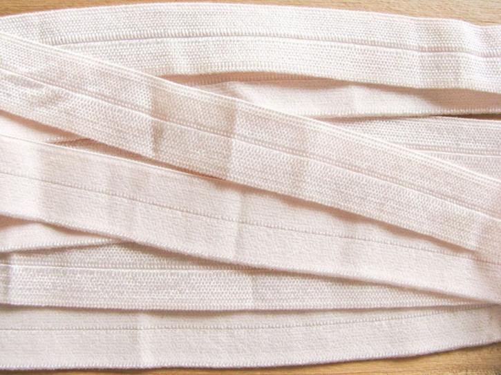 6m Falzgummi in rosigem porzellan Fb3518