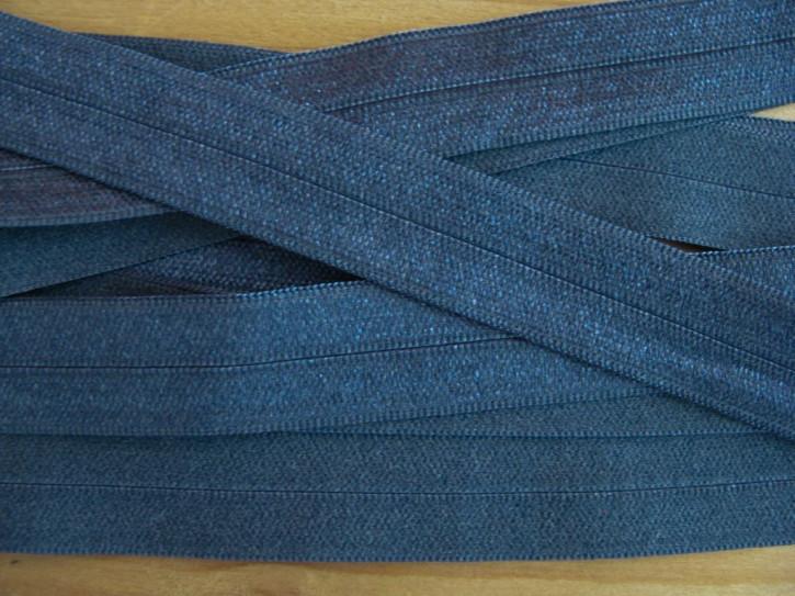 6m Falzgummi in indigo-blau Fb0800