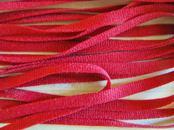 15m zartes Wäscheband in dunklem kirsch-rot Fb0105