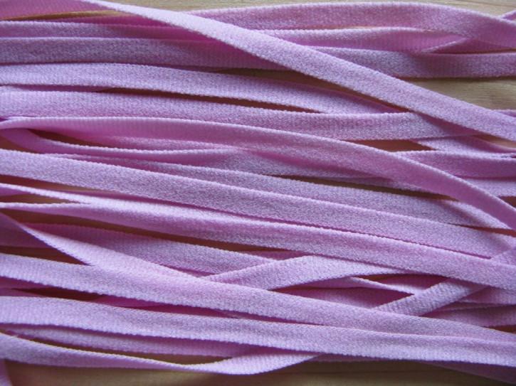 15m zartes Wäscheband in orchidee Fb0057