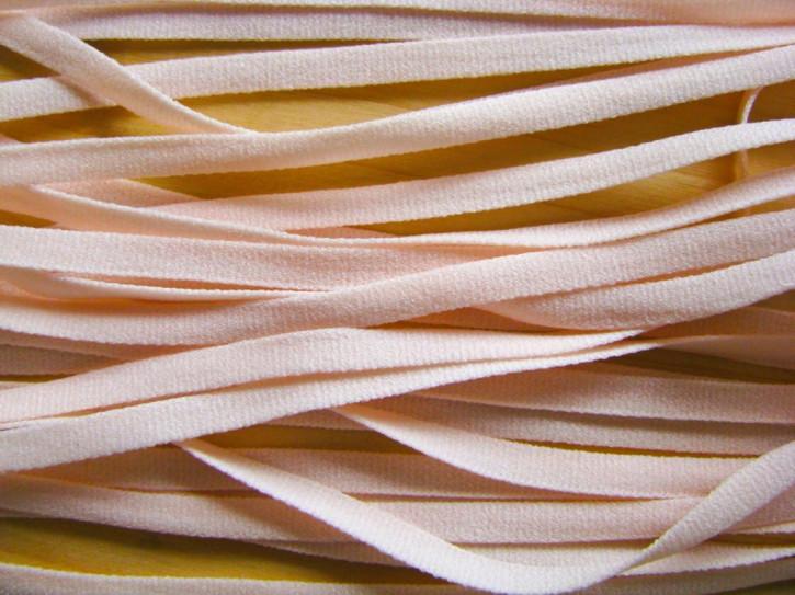 15m zartes Wäscheband in zarter pfirsich-blüte Fb0081