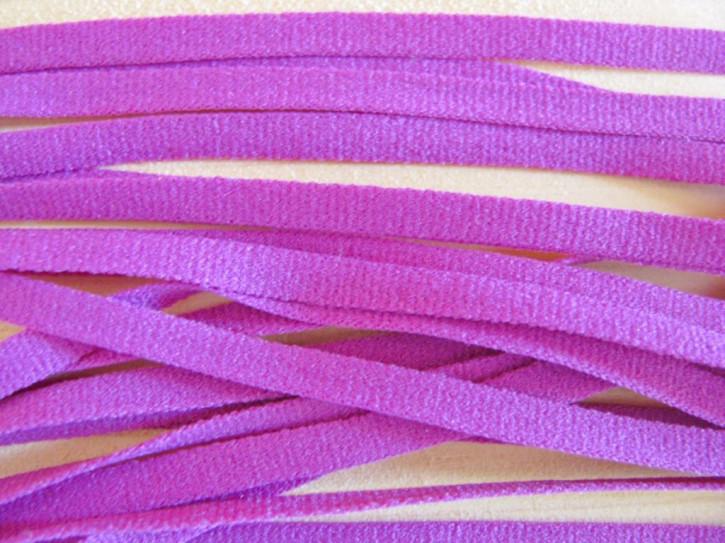 15m zartes Wäscheband in magenta/purple Fb1062