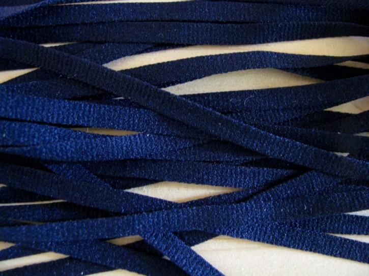 15m zartes Wäscheband in abend-blau Fb0810